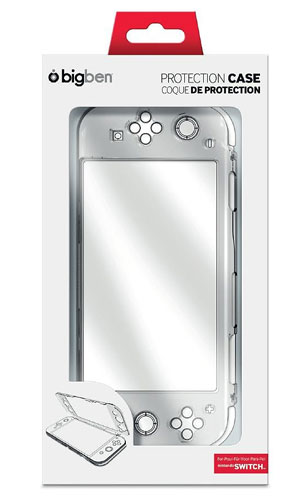 Switch Polycarbonat Case (smokey clear) Protection Case