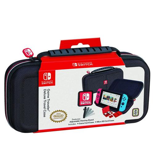 Switch Travel Case NNS40 (black) offiziell lizenziert