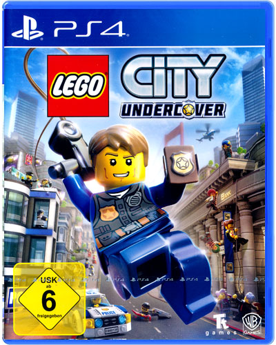 Lego City Undercover  PS-4