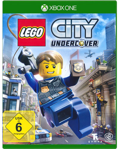 Lego City Undercover  XB-One AT