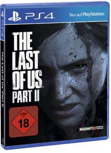 Last of Us 2  PS-4