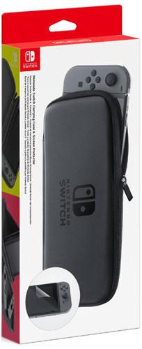 Switch  Tasche & Schutzfolie Nintendo