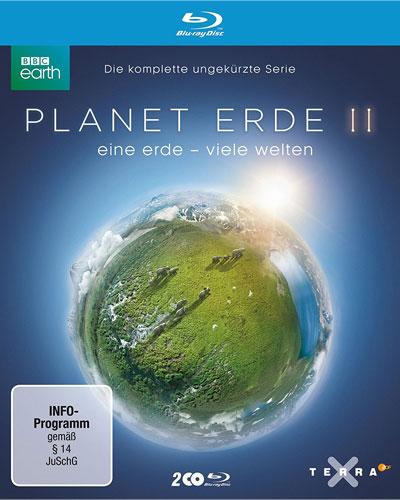 Planet Erde II BBC Eine Erde  Viele Welten BR