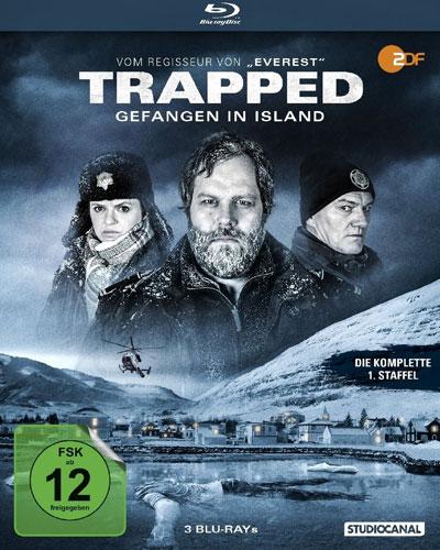 Trapped - SSN 1  Gefangen in Island BR