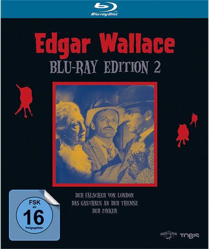 Edgar Wallace Edition 2 BR