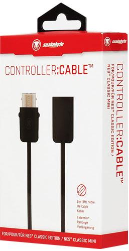 NES mini Controller Verlängerung SNAKEB.