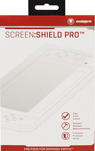 Switch Screen Protection Panzerglas SNAKEBYTE   Screen:Shield Pro