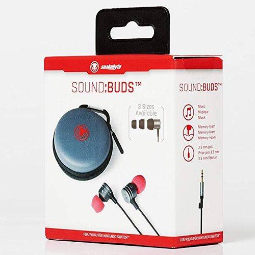 Switch Kopfhörer In-Ear  Sound:Buds