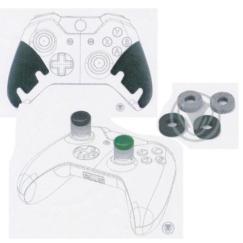 XB-One Controller Kit Pro SNAKEBYTE
