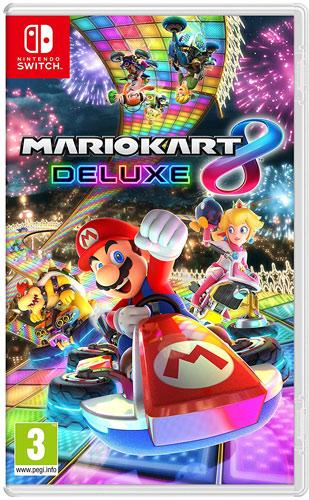 Mario Kart 8 Deluxe  SWITCH  UK