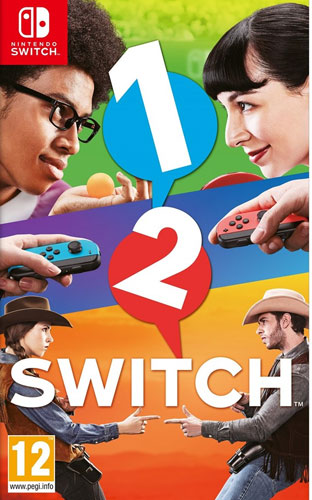 1-2-Switch  SWITCH  PEGI multi