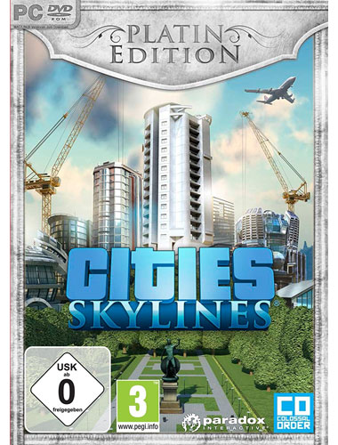 Cities Skylines  PC  Platin
