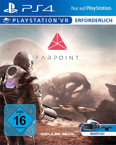 VR Farpoint  PS-4