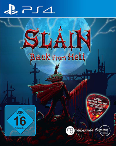 Slain Back from Hell PS-4