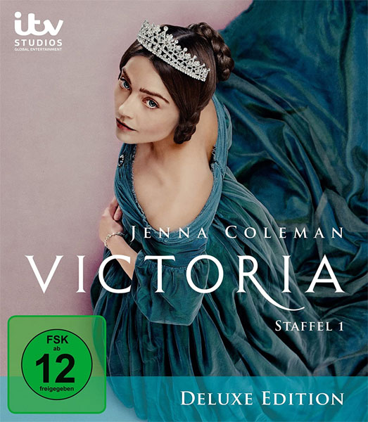 Victoria - Staffel 1  Deluxe Edition Limitiert BR