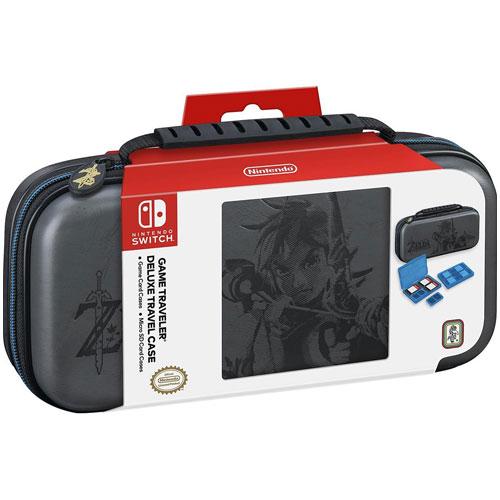 Switch Travel Case Zelda NNS44  grau offiziell lizenziert