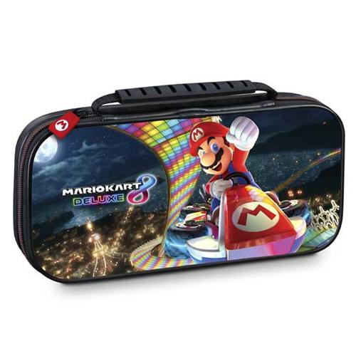 Switch Travel Case Mario Kart 8 NNS50 offiziell lizenziert