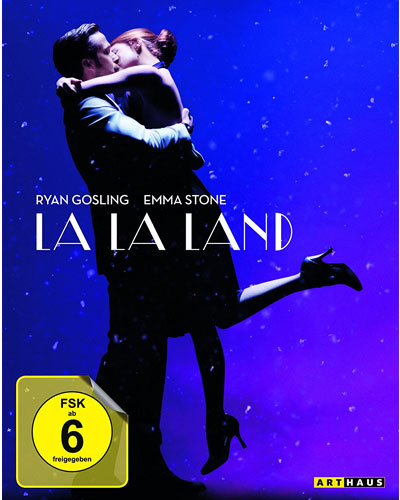 La La Land S.E. inkl.Soundtrack BR