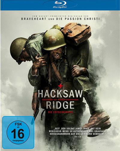 Hacksaw Ridge - Die Entscheidung BR