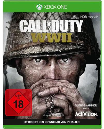 COD WW2  XB-One Call of Duty