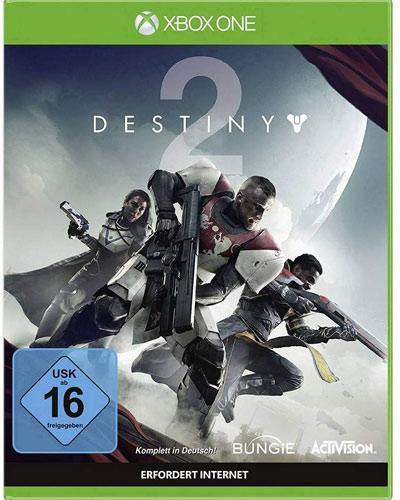 Destiny 2  XB-One  D1 incl Kaltherz DLC