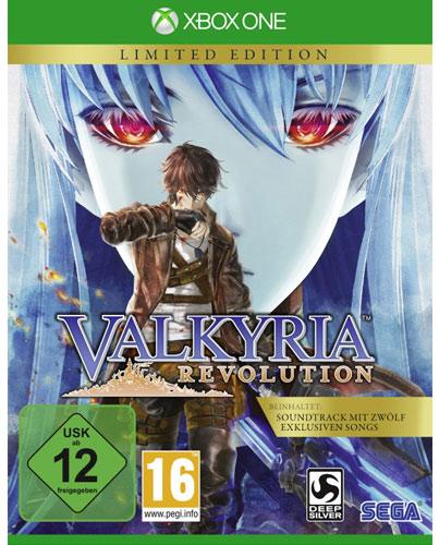 Valkyria Revolution  XB-One  D1