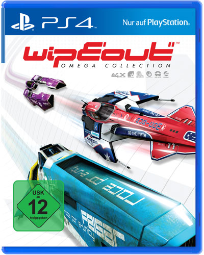 Wipeout Omega Collection  PS-4