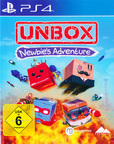 Unbox  PS-4