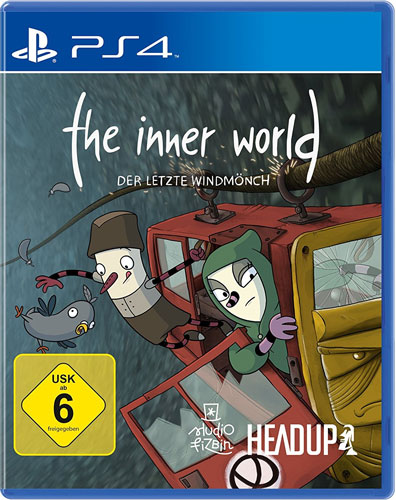 Inner World - Letzte Windm�nch  PS-4