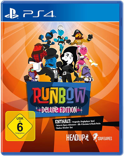 Runbow  PS-4
