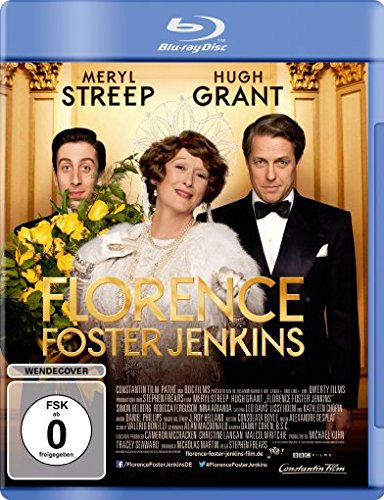 Florence Foster Jenkins BR