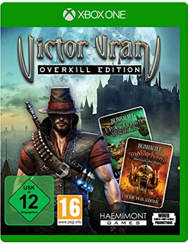 Victor Vran  XB-One Overkill Edition