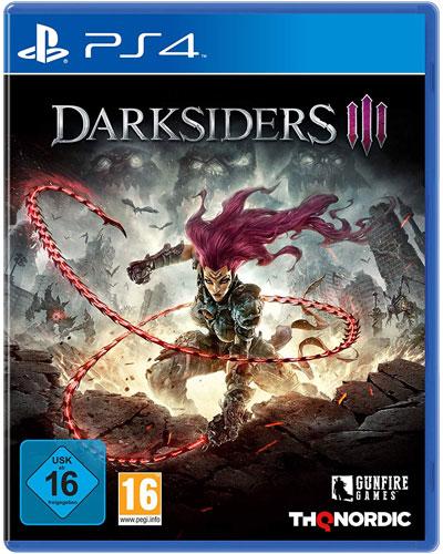 Darksiders 3  PS-4