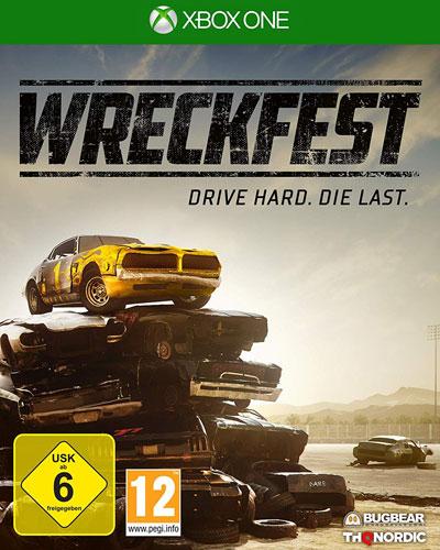 Wreckfest  XB-One