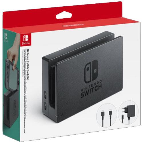 Switch  Stationsset Station + Netzteil + HDMI-Kabel