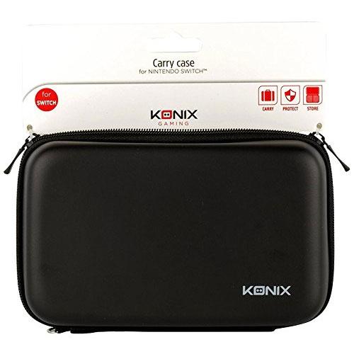 Switch Tasche Carry Bag schwarz  KONIX