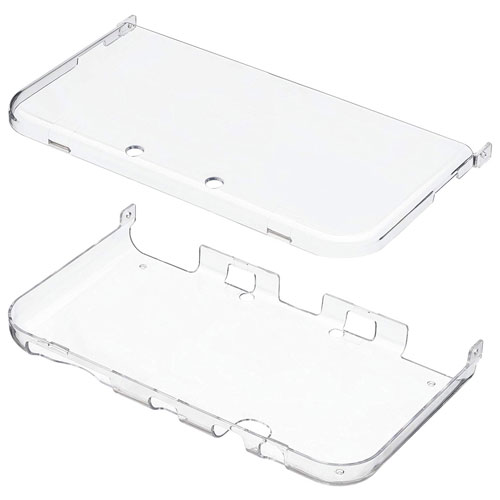 2DSNXL Tasche Polycarbonat Case crystal New 2DS XL