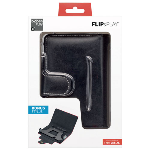 2DSNXL Flip & Play Protector  (farbl.s.) New 2DS XL