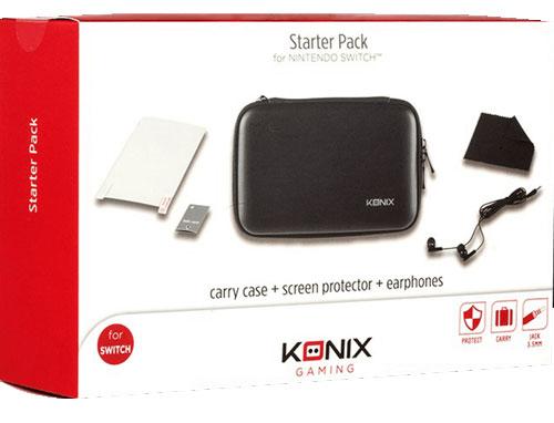 Switch Starter Pack  Konix