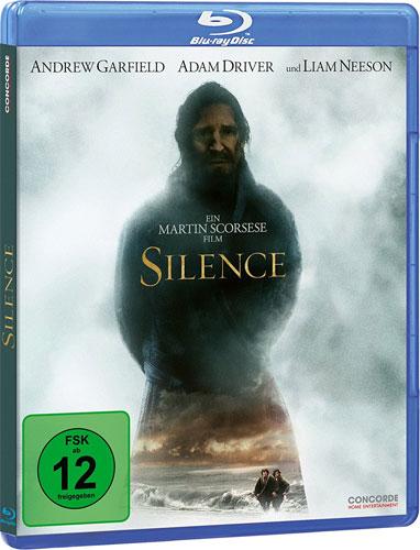 Silence Martin Scorsese BR