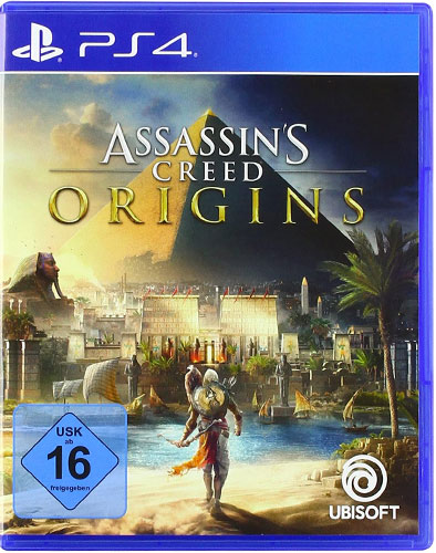 AC  Origins  PS-4 Assassins Creed Origins