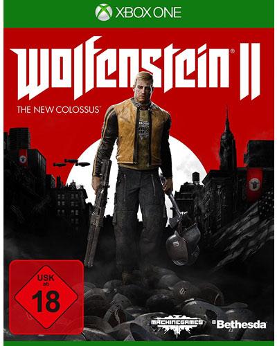 Wolfenstein 2 New Colossus  XB-One