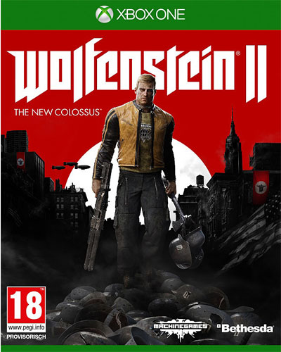 Wolfenstein 2 New Colossus  XB-One AT