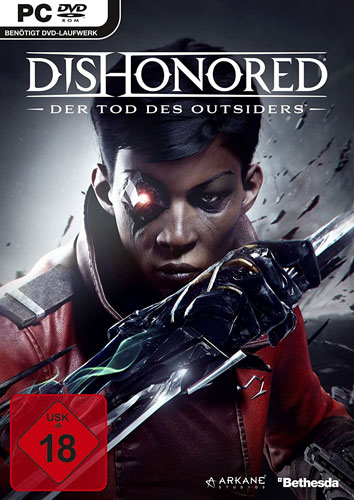 Dishonored 2 ADDON  PC Tod des Outsiders  Standalone