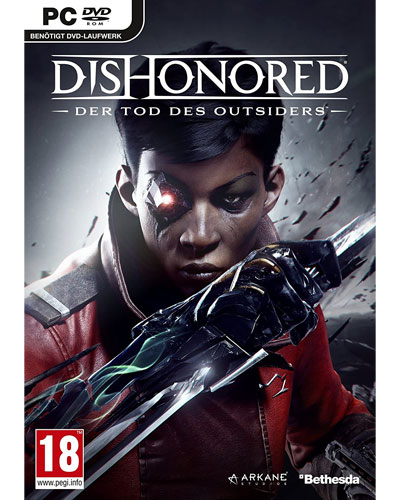 Dishonored 2 ADDON  PC  AT Tod des Outsiders  STANDALONE