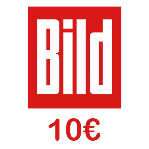 Prepaid BILD Mobil 10 Euro Guthaben Pin