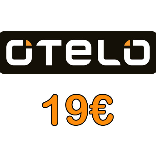 Prepaid o.tel.o 19,- Guthaben Pin