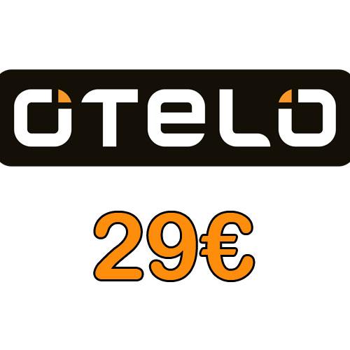 Prepaid o.tel.o 29,- Guthaben Pin