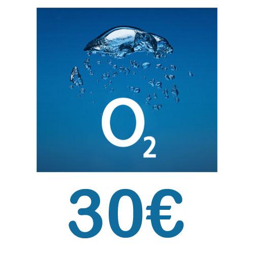 Prepaid O2 Loop 30,- Guthaben Pin