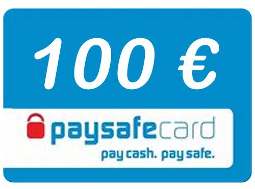 Paysafe 100 Euro Guthaben PIN